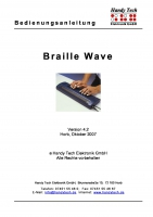 Braille Wave