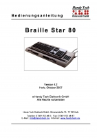 Braille Star 80