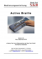 Active Braille 4.5