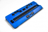 Active Braille 2021 in blue